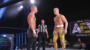 Cody Rhodes On The 26-Hour TV Taping That Saved AEW