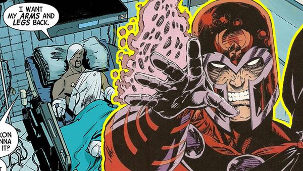 Scalphunter Magneto