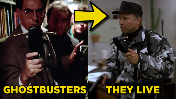 Ghostbusters They Live PKE Meter