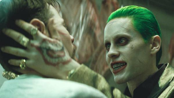 The Joker Rachel Dawes