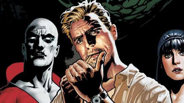 Justice League Dark Deadman Constantine Zatanna