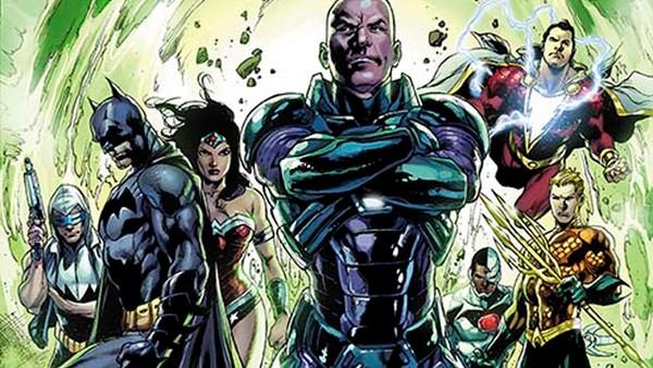 Lex Luthor Justice League