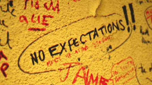Rolling Stones No Expectations