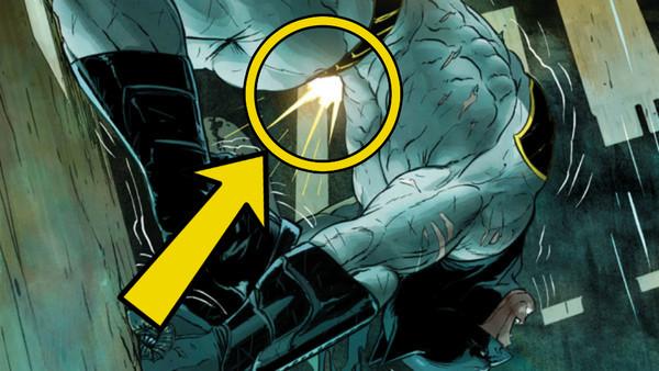 Batman Unbreaks Spine