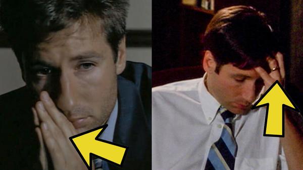 X Files Mulder