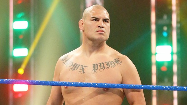 WWE Releases Former UFC Champion Cain Velasquez From Contract 1