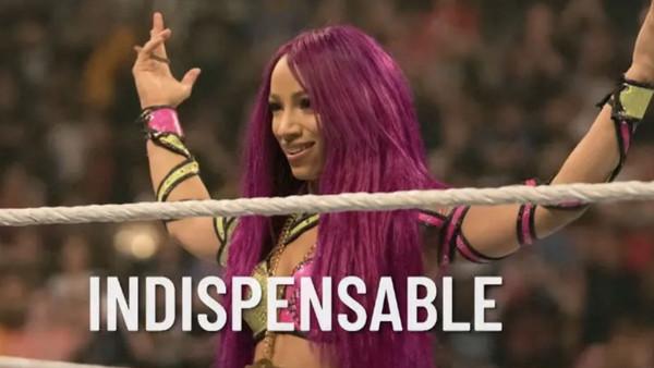 Sasha Banks Indispensable