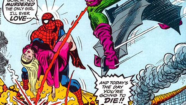 Spider-Man The Night Gwen Stacy Died