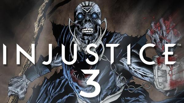 Injustice 3 Nekron DC Comics