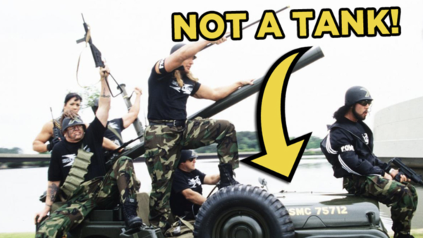 DX Not A Tank
