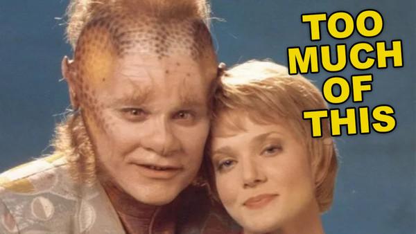 Star Trek Voyager Kez Neelix
