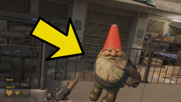 Valve Gnome Half Life