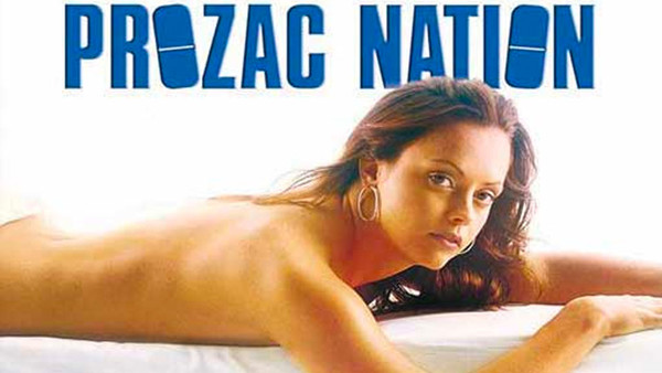 Prozac Nation Poster Christina Ricci