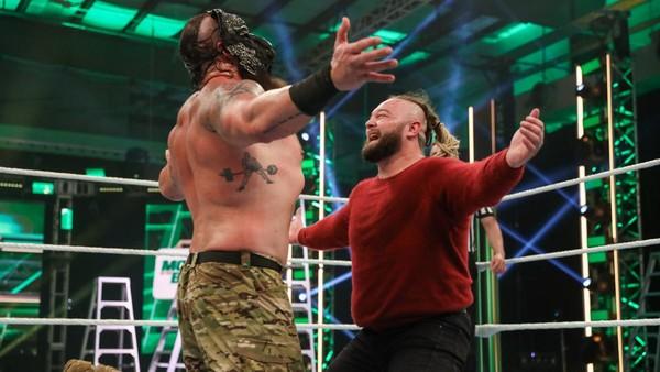 Braun Strowman Bray Wyatt