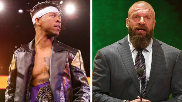 Lio Rush Triple H