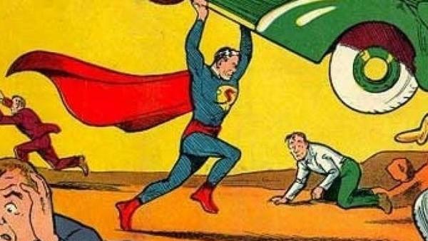 Superman Prime One Million