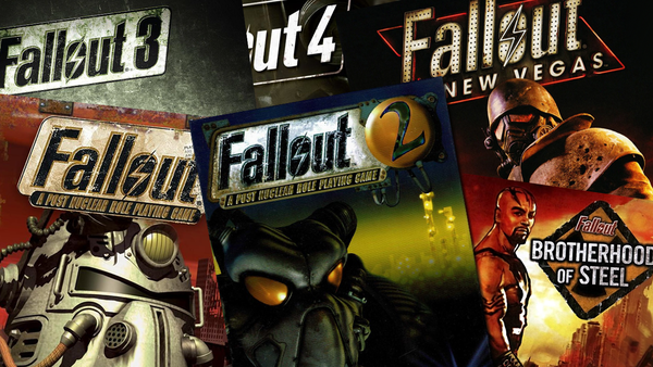 Fallout games