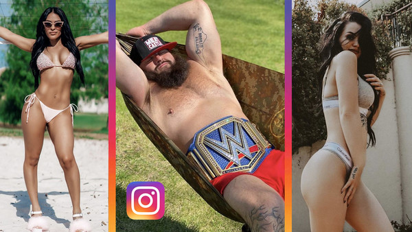 WWE Instagram 10 May