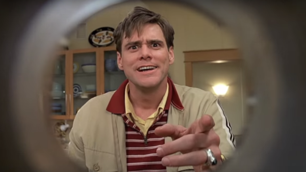 The Truman Show Jim Carrey
