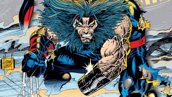Wolverine Yellow & Blue