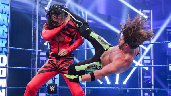 Styles SmackDown