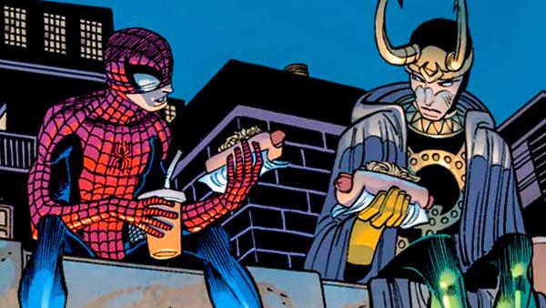 Loki Spider-Man