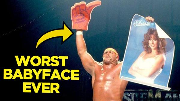 10 Times Hulk Hogan Was The Worst Babyface Ever