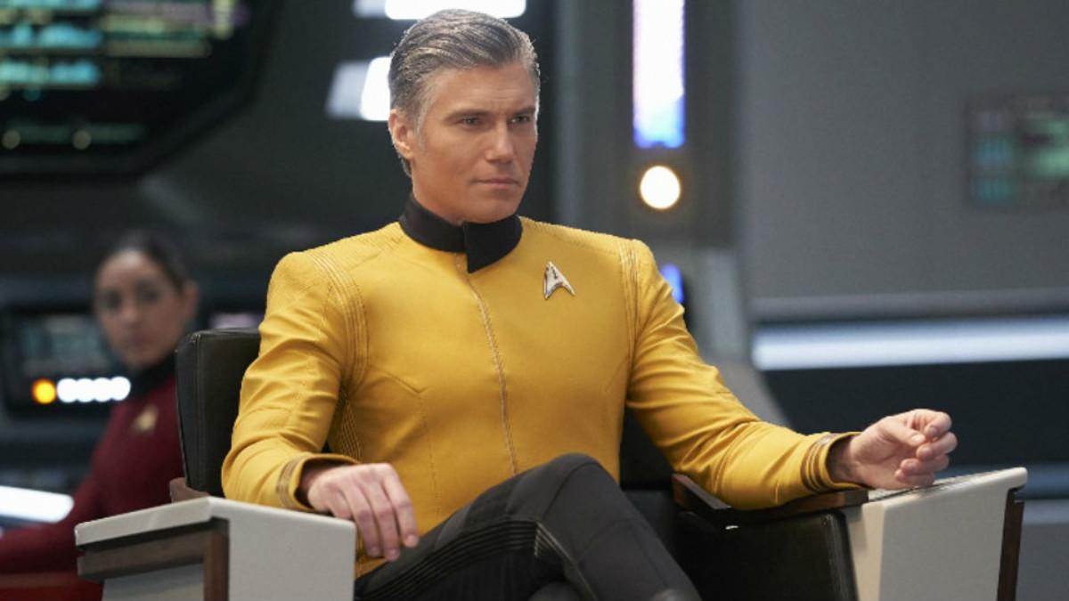 Pike Star Trek