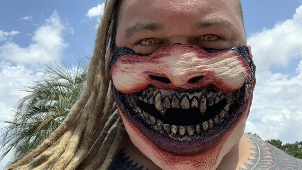 Bray Wyatt face mask