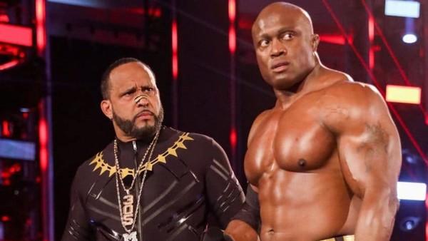 Bobby Lashley Joining MVP's WWE Stable?