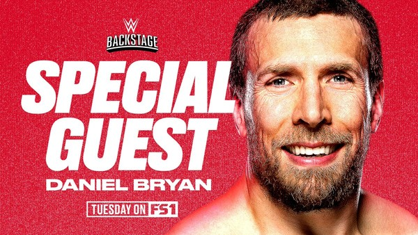 Daniel Bryan WWE Backstage