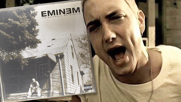 Eminem marshall mathers lp