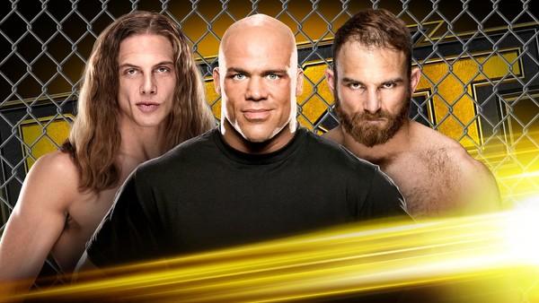 Kurt Angle NXT