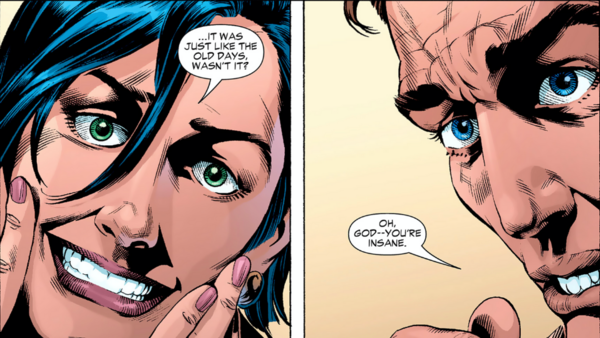 Wonder Woman Power Girl