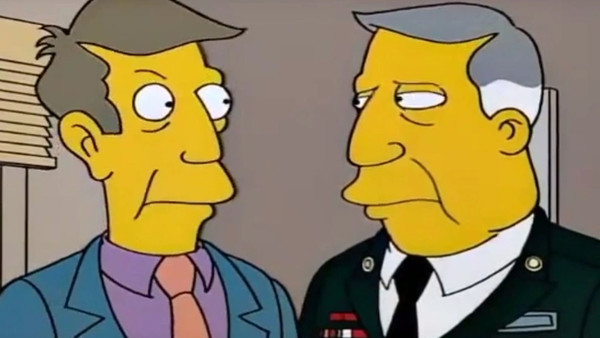 The Simpsons Principal And The Pauper
