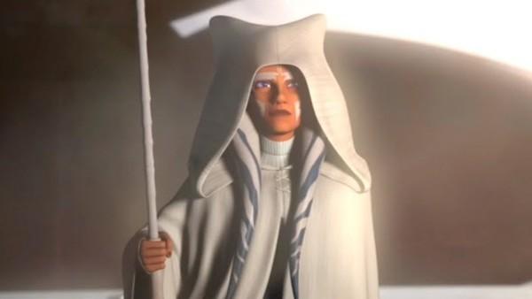 Star Wars Rebels Ahsoka Tano
