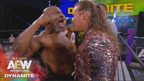 Mike Tyson Chris Jericho