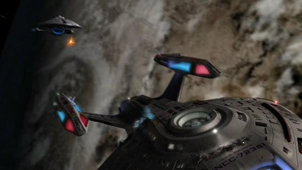 Voyager Janeway Tuvok