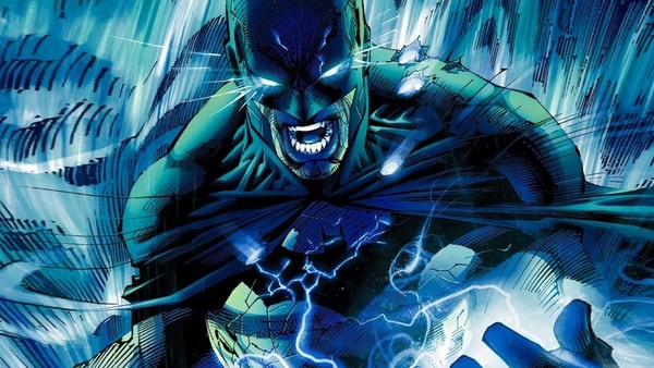 Batman Powers