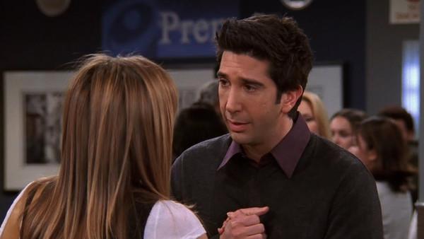 Friends Chandler Dies