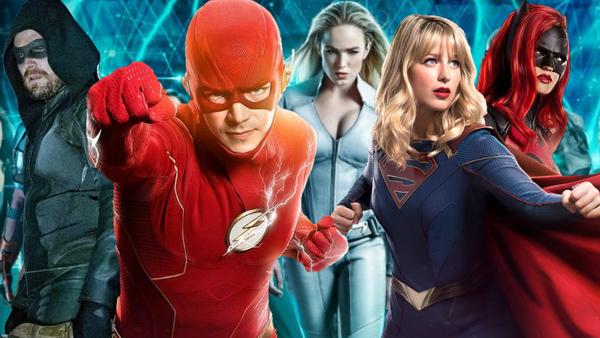 Arrowverse Arrow The Flash Supergirl Batwoman Legends of Tomorrow