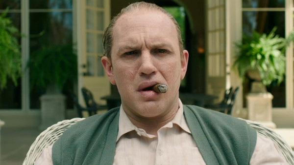 Capone Tom Hardy