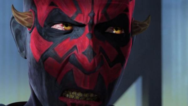 Star Wars The Clone Wars Darth Maul