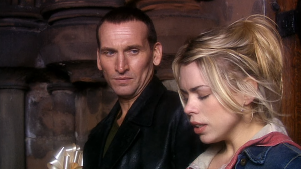 Doctor Who Father's Day Rose Tyler Ninth Doctor