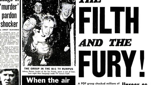 Sex Pistols Headlines