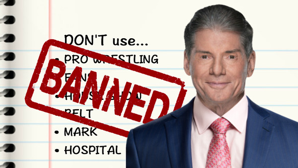Vince McMahon Banned