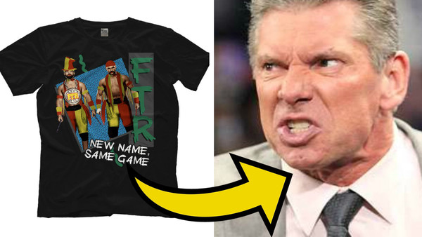 The Revolt Vince McMahon