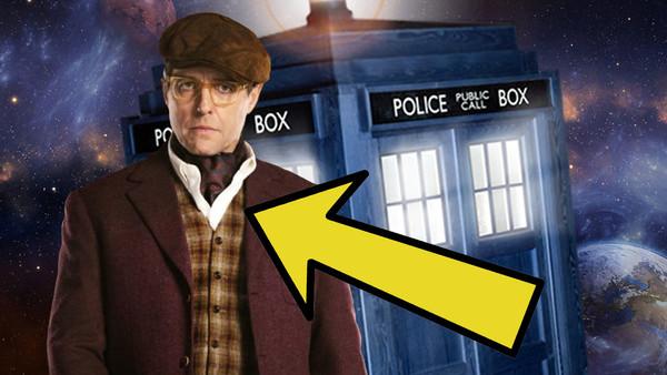 Hugh Grant Doctor Who
