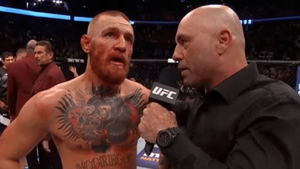 Conor McGregor Joe Rogan