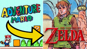 10 Things You Never Knew About The Original Legend Of Zelda
